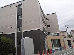 大阪府豊中市利倉東2丁目の賃貸マンションの外観