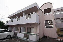 広島県福山市三吉町5丁目の賃貸アパートの外観