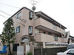 ペジブル武庫之荘東[3階]の外観