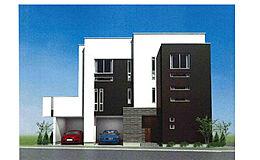 建物プラン例建物価格3400万円、建物面積176.81平米