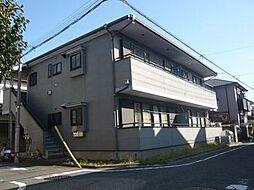 ハイツKA柳沢[102号室]の外観
