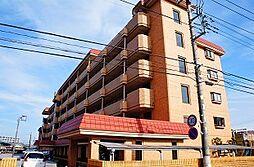 サンワマンションA棟[5階]の外観