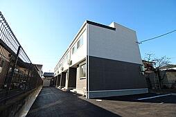 [テラスハウス] 群馬県伊勢崎市美茂呂町 の賃貸【/】の外観
