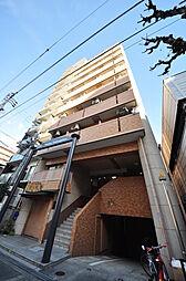 ライオンズマンション西長堀[901号室]の外観
