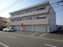 浜田ビル[202号室]の外観
