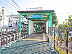 小田急線「鶴川」駅 距離約1440m