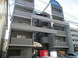 パンルネックスクリスタル大濠I[1階]の外観