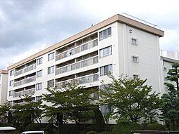 山御影マンションC棟[1階]の外観