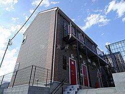 ハーミットクラブハウス山手IV・B号棟[2階]の外観
