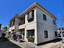 パールハイツB[2階]の外観