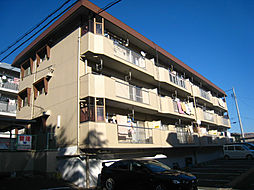 山口県下関市武久町1丁目の賃貸マンションの外観