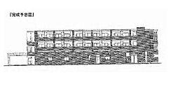 パイン ガーデン イケダ[3階]の外観