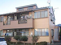 新倉ハイツ[1階]の外観