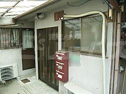 京都府京都市右京区山ノ内御堂殿町の賃貸アパートの外観