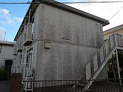 シティハイムハーモネイト[1階]の外観