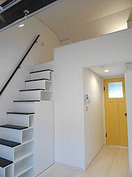 ハーミットクラブハウス横浜菊名IIB号棟(仮称)[1階]の外観