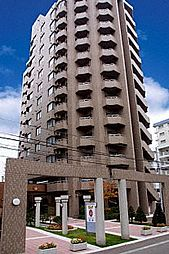 北海道札幌市中央区南八条西14丁目の賃貸マンションの外観