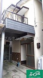 [一戸建] 滋賀県大津市馬場3丁目 の賃貸【滋賀県 / 大津市】の外観