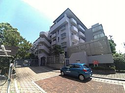 兵庫県西宮市松下町の賃貸マンションの外観
