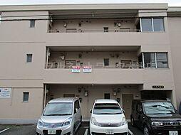 滋賀県大津市本宮2丁目の賃貸マンションの外観