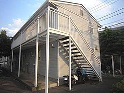 ユートピア・タカノA[103号室]の外観