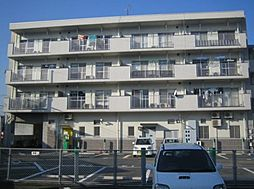 前田ビル[4階]の外観