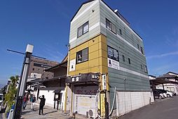 奈良県奈良市上三条町の賃貸マンションの外観