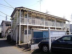 白糸荘[1階]の外観