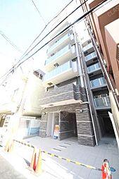 大阪府大阪市北区松ケ枝町の賃貸マンションの外観