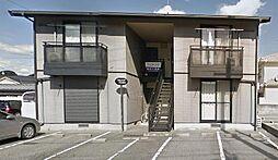 兵庫県相生市赤坂1丁目の賃貸アパートの外観