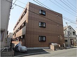 神奈川県横浜市鶴見区尻手2丁目の賃貸マンションの外観