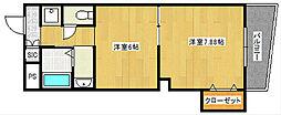 アール26[5階]の間取り