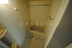ノルデンタワー新大阪の浴室乾燥機付きバスルームです