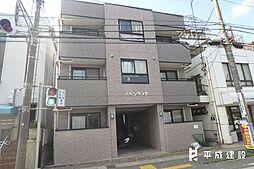 静岡県三島市末広町の賃貸マンションの外観