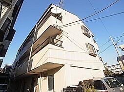 東京都足立区弘道1丁目の賃貸マンションの外観