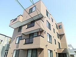 モンテマーレ[2階]の外観