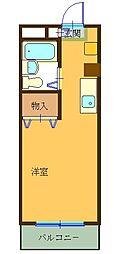 コーポリカIII[203号室]の外観