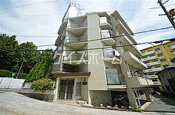 兵庫県神戸市須磨区離宮前町2丁目の賃貸マンションの外観