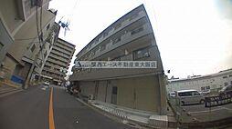 大阪府東大阪市長田西4丁目の賃貸マンションの外観