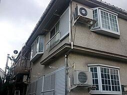 神奈川県横浜市港北区高田東1丁目の賃貸アパートの外観