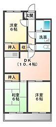 ファミリーベース[2階]の間取り