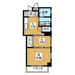 日暮里駅 10.6万円