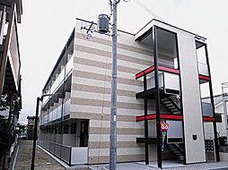 大阪府四條畷市岡山1丁目の賃貸マンションの外観