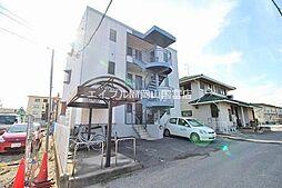 岡山県岡山市中区高島新屋敷丁目なしの賃貸マンションの外観