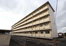 ビレッジハウス佐賀第二 2号棟[402号室]の外観