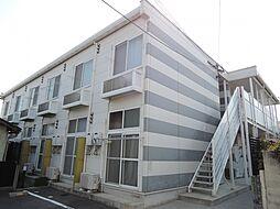レオパレスドリーム田中21[206号室号室]の外観