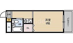 第3渡部ビル[2階]の間取り