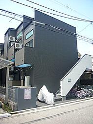 ラシャンス[2階]の外観