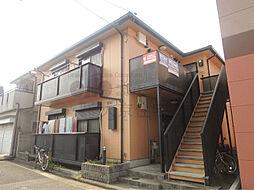 東本町ハイツ[1階]の外観