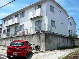 愛知県尾張旭市桜ケ丘町2丁目の賃貸アパートの外観